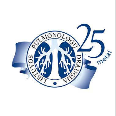 LIETUVOS PULMONOLOGŲ DRAUGIJAI 25 metai!
